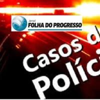 Homem é preso por tráfico de drogas no bairro Juscelandia em Novo Progresso
