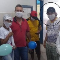 """Motorista de São Paulo curado de Covid-19 em Novo Progresso,disse que """"Nasceu de Novo"""""""