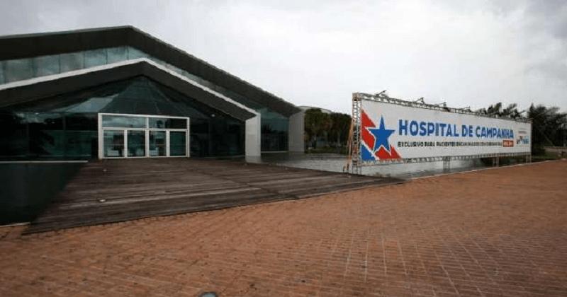 hospital de capanha