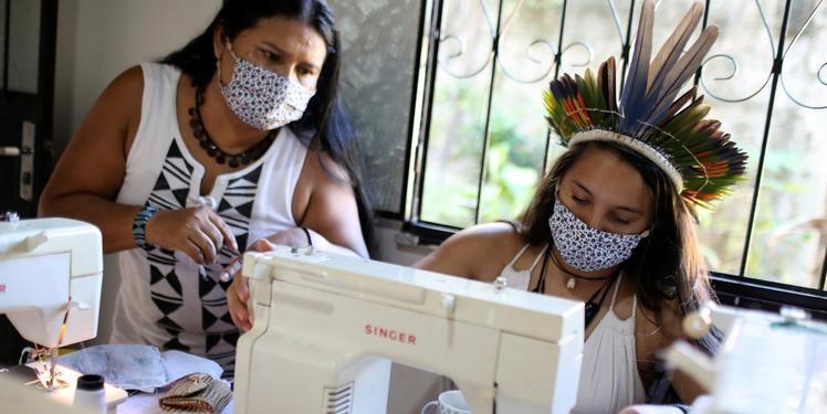 indigenas brasil