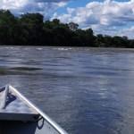 Meio Ambiente notifica e multa empresa por falta de documentação para extração de areia no rio jamanxim