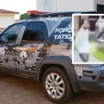 Tenente da Força Tática dá soco em advogado; veja vídeo