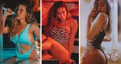 Mostrou tudo! Anitta surge completamente nua no Instagram