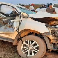 Moradores de Novo Progresso - Pai morre e filho fica ferido em acidente na Transamazônica