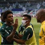 Palmeiras goleia Tigre, encerra série de derrotas e faz melhor campanha da Libertadores