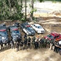 Operação da SEMAS fecha três garimpo em  Castelo do Sonhos -Veja Balanço da operação 'Amazônia Viva 6'
