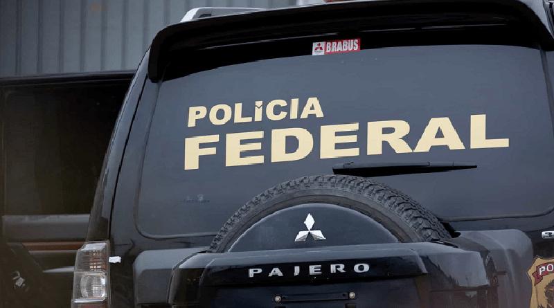policia federal pajero