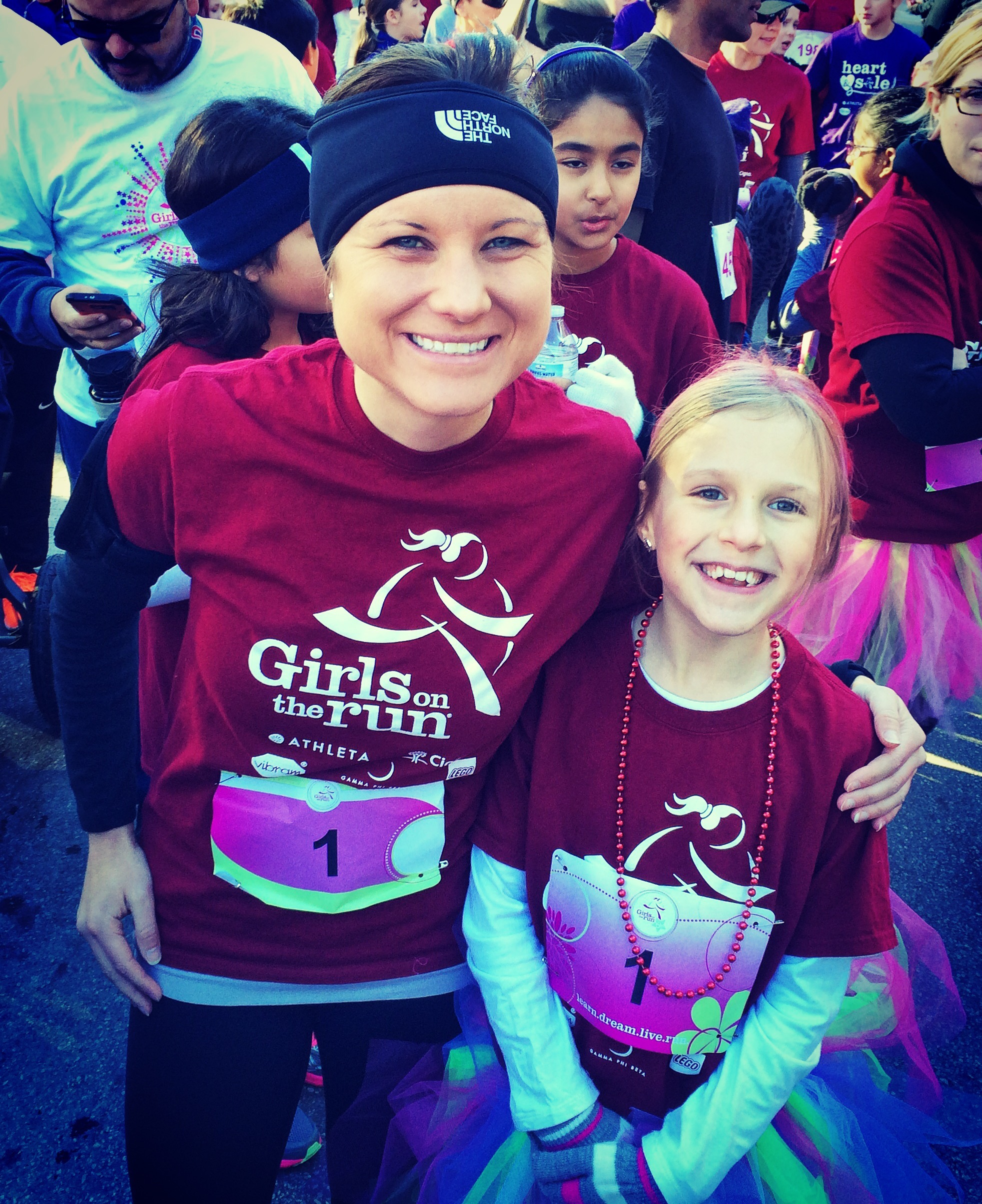 Girls on the Run 5K with Lydia