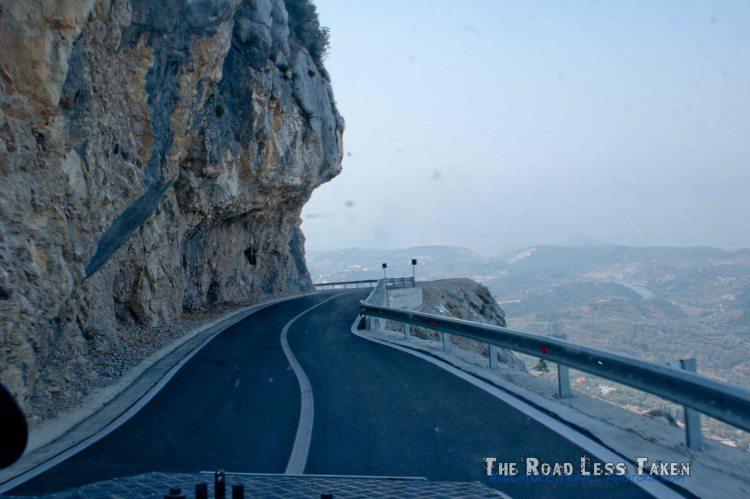 Albania road trips