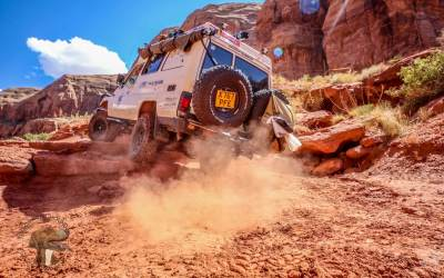 Offroad in Moab. Pt1.