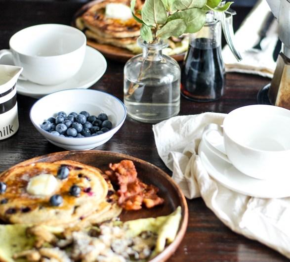 rye blueberry pancakes 3