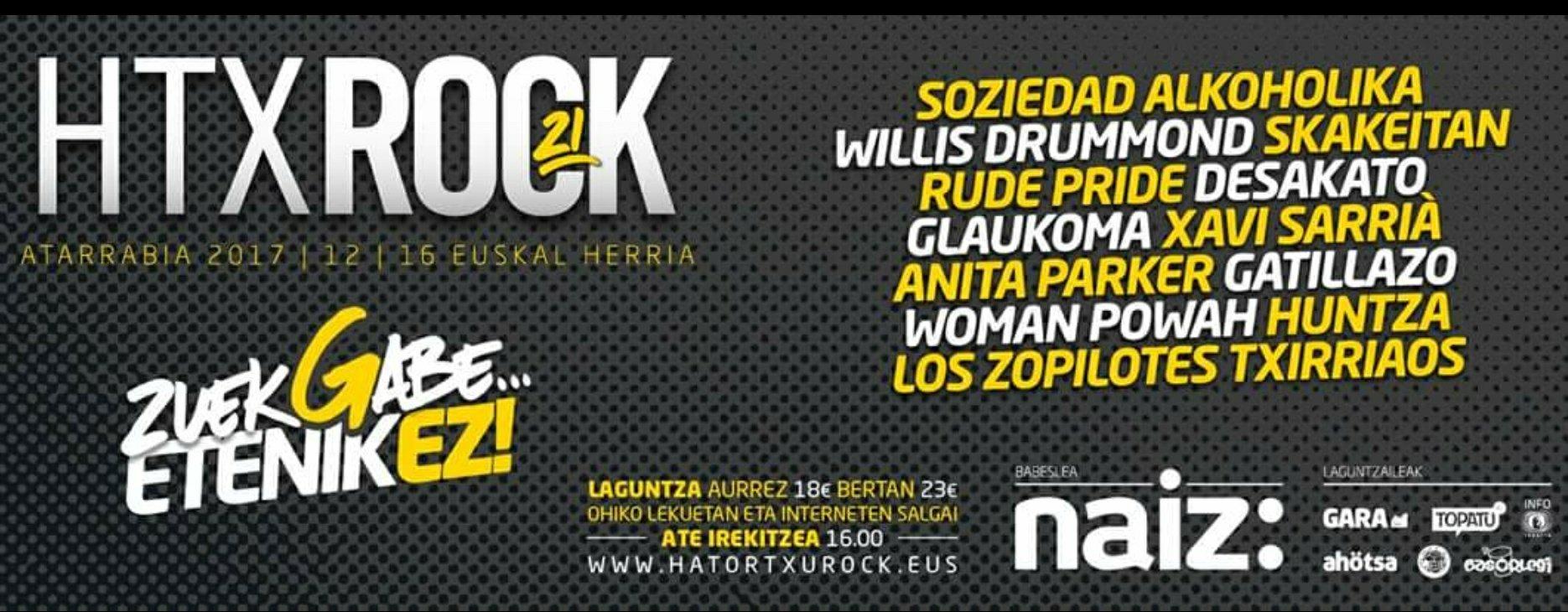Hatortxu Rock 21