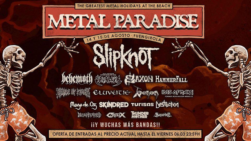 METAL PARADISE FEST 2020