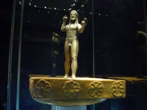 Zeus di Ugento