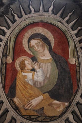La Madonna del Latte