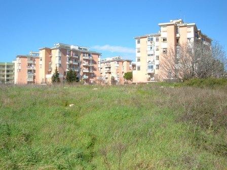 L'attuale sito su cui sesisteva la Masseria S. Elia alle secare