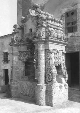 Nardò, la trozza di Villa Scrasceta; foto di Marcello Gaballo