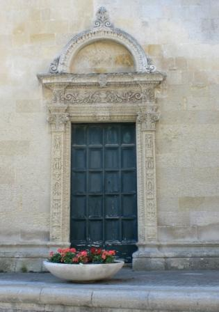 San Marco portale laterale