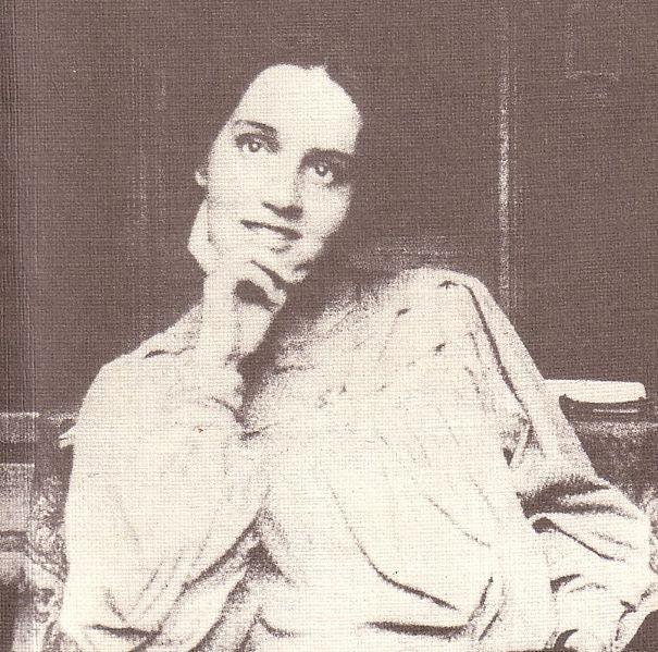 Sibilla Aleramo (1876-1960); immagine tratta da http://it.wikipedia.org/wiki/File:Sibilla_Aleramo.jpg