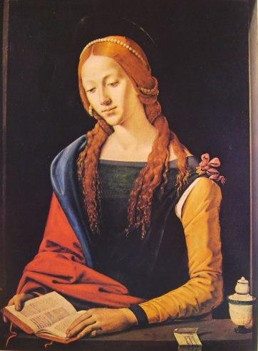 piero di cosimo - santa maria maddalena