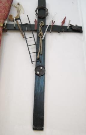 Croce passione Spongano