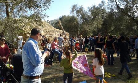 25 aprile al parco dei Paduli a San Cassiano (Le)