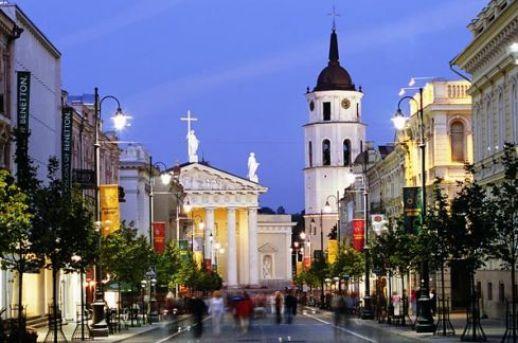 Vilnius (da turisma.it)