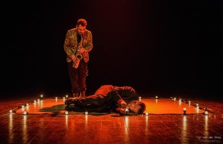 "Teatro| Va in scena ""Psycho killer"""