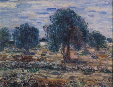 Anche Vincenzo Ciardo (1894-1970) nel Museo dimenticato di Arezzo