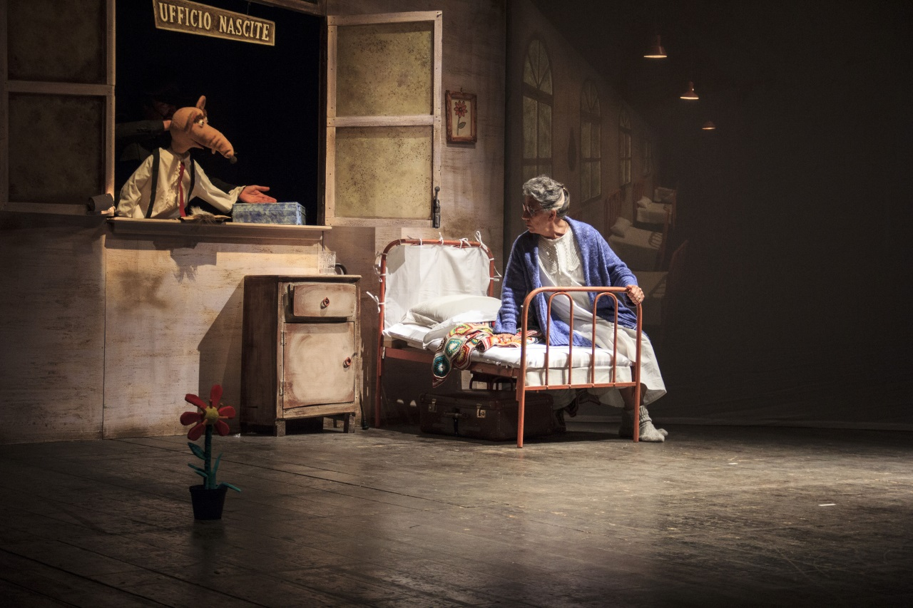 "Teatro| ""favole&TAmburi"""