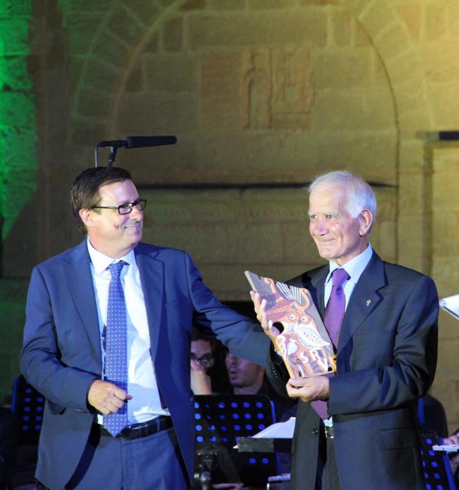 A Boccadamo, il Premio Castrum Minervae 2017