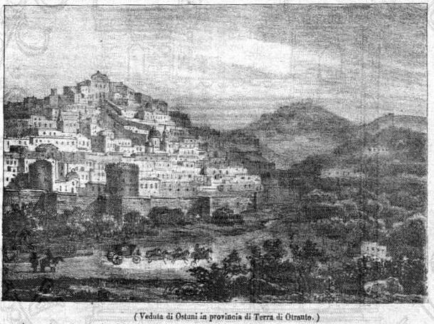 Ostuni e due suoi figli immeritatamente dimenticati: Pietro Vincenti e Francesco Trinchera (2/2)