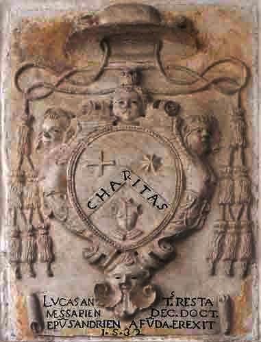 Mesagne: Luca Antonio Resta, il vescovo e l'Affumicato