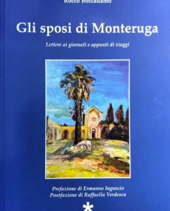 """Il nuovo libro di Boccadamo, """"Gli sposi di Monteruga"""""""