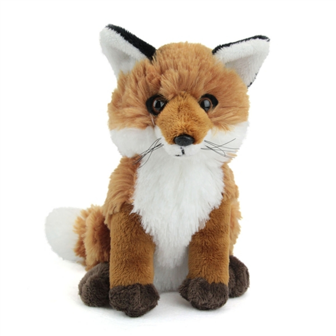 Comely Wildlife Artists Stuffed Red Fox Conservation Critter Fox Stuffed Animal Baby Fox Stuffed Animal Head baby Fox Stuffed Animal