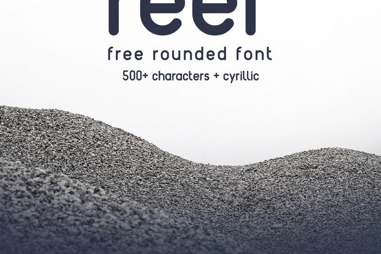 Reef Font