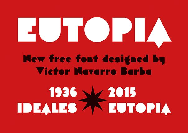 Eutopia Font
