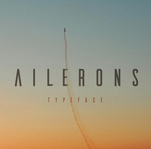 Ailerons Typeface Font