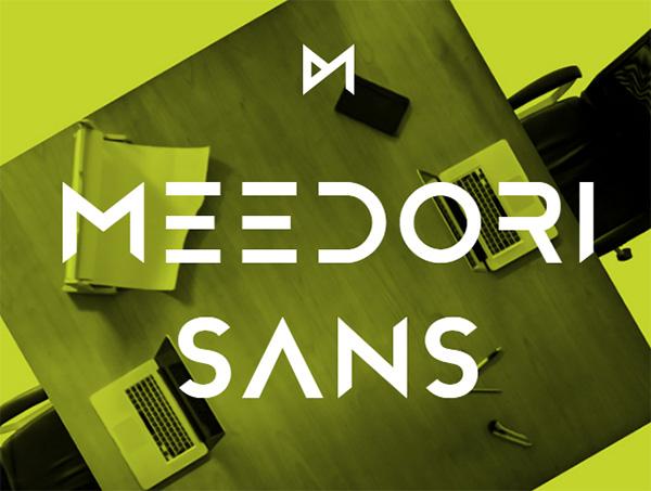Meedori Sans Font