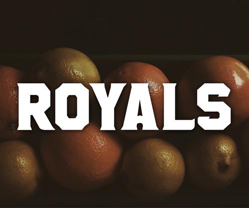 Royals Font