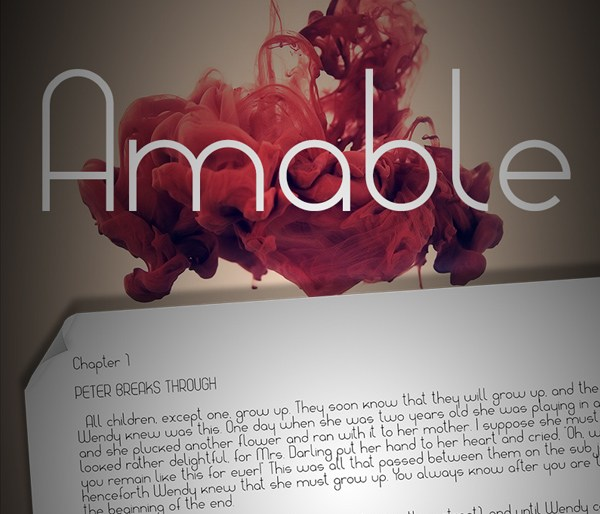 Amable Font