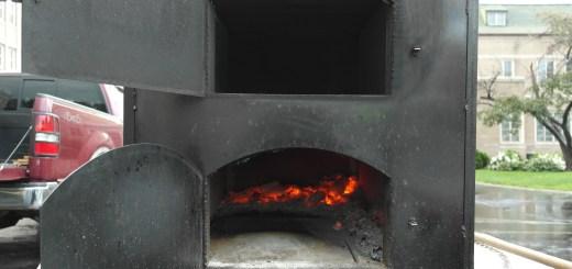 Blazin Pies Oven