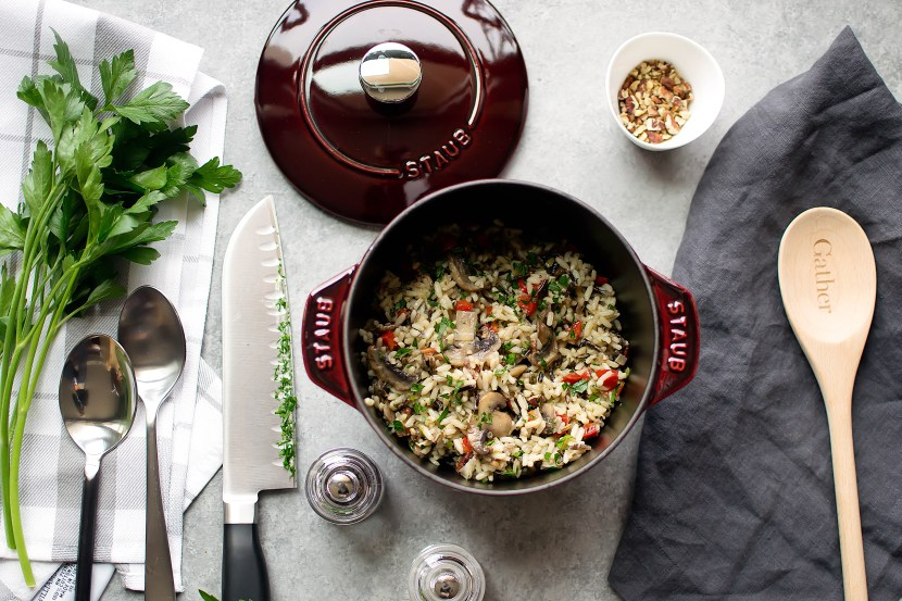 Holiday Rice Pilaf