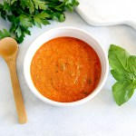 Roasted Red Peppers Sauce