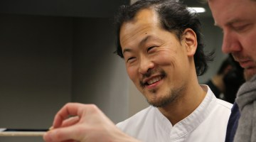 San Degeimbre is restaurant owner of the year for Les Grandes Tables du Monde