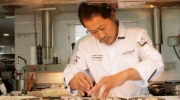 San Degeimbre to open second San restaurant in Brussels next week