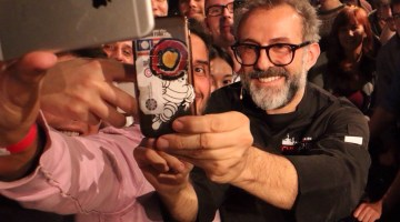 Food as poetry: Massimo Bottura, the cultured chef at the top of the culinary world