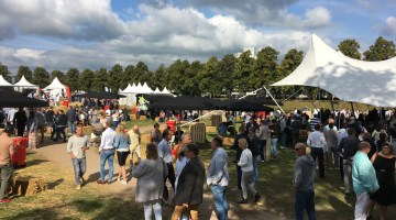 Chefs focus on vegetables and sustainability on first day of Chefs Revolution in Zwolle