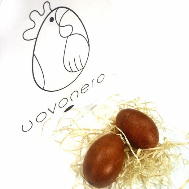 Uovo nero Milano golosa