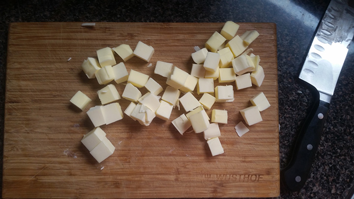frozen-butter-cubes